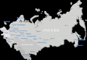 Карта внедрения